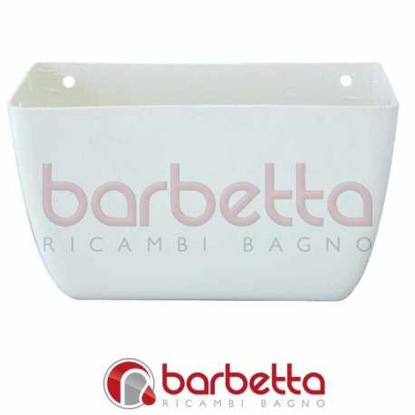 CASSETTA ALTA PVC CON CATENELLA CABRIO 1045
