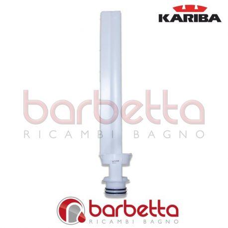 PILETTA ESTRAIBILE MONOLITH INCASSO KARIBA 305023